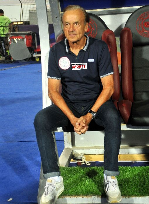 NFF Offers Rohr New Contract With Tough Conditions; Takes Over U17 Players'  Economic Rights