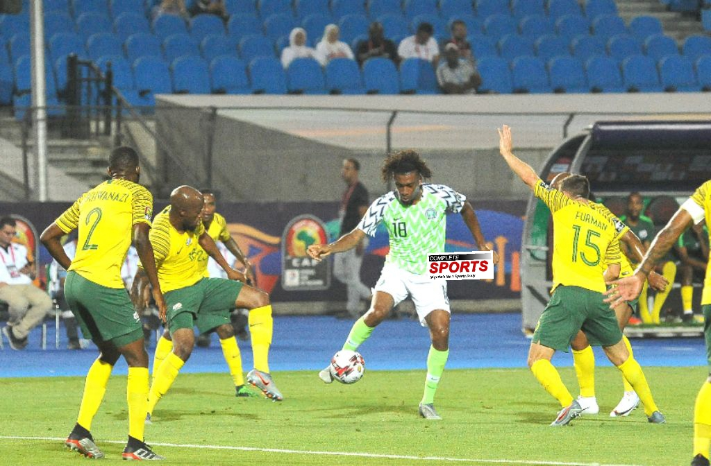 Yobo: 'Iwobi, Chukwueze Combination Good For Super Eagles'