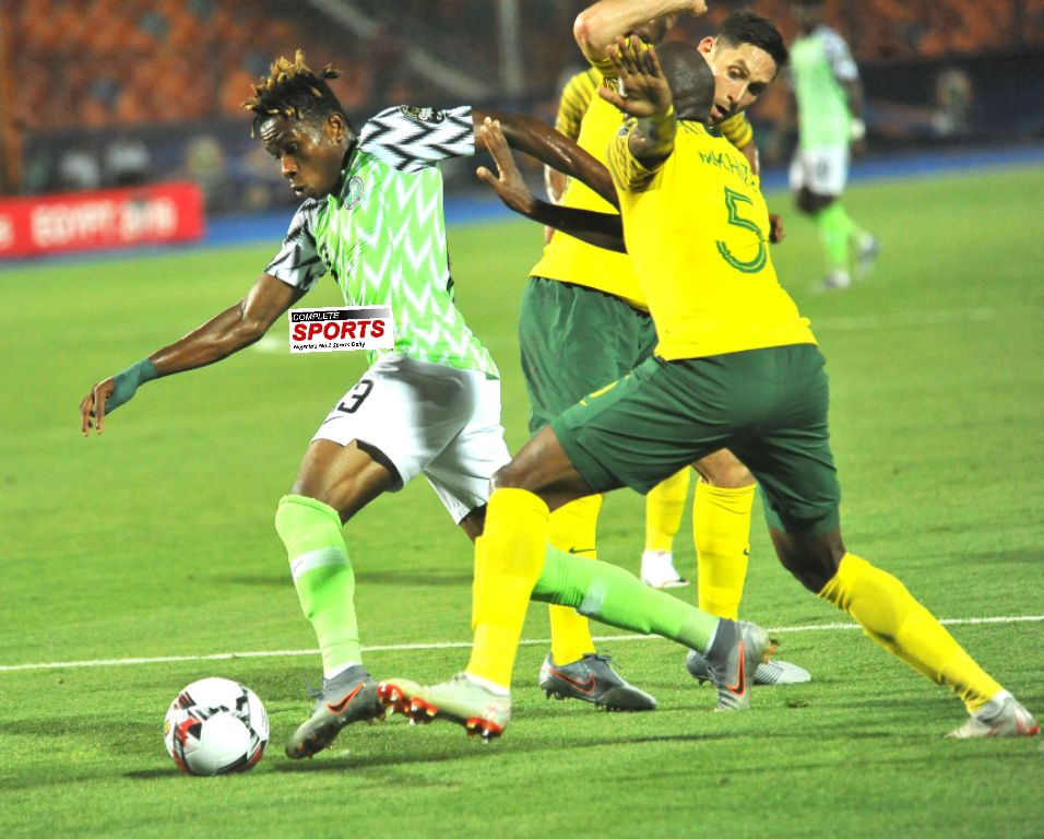 6 Remarkable Things From Super Eagles' AFCON 2019 Campaign