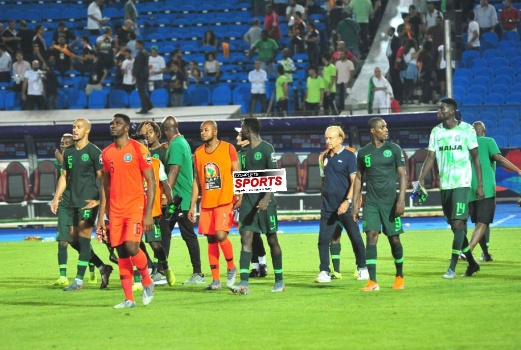 Rohr: 'Super Eagles – Young Team That Will Continue To Improve'