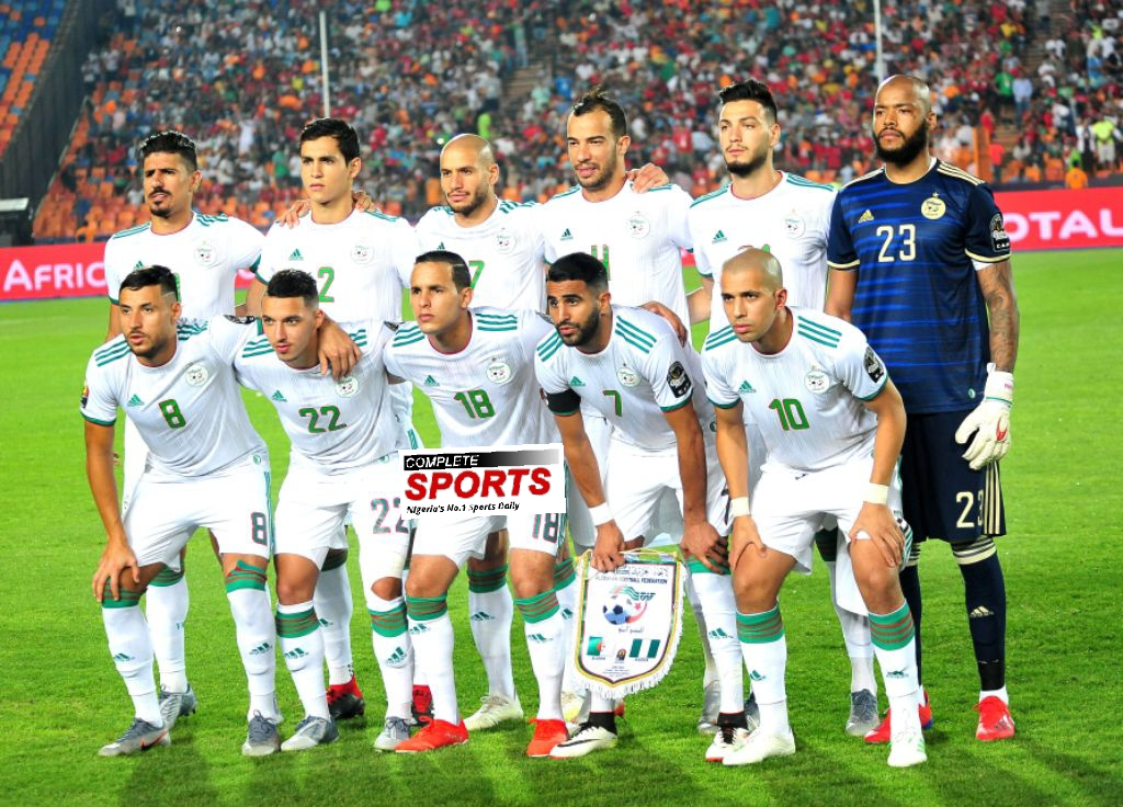 Mahrez: Super Eagles Made Things Difficult For Us