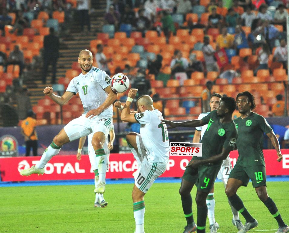Taribo Charges Eagles To Avenge AFCON 2019 Defeat To Algeria In October 9 Friendly
