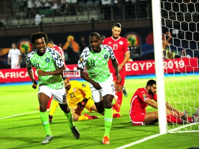 alex-iwobi-odion-ighalo-super-eagles-tunisia-afcon-2019-africa-cup-of-nations