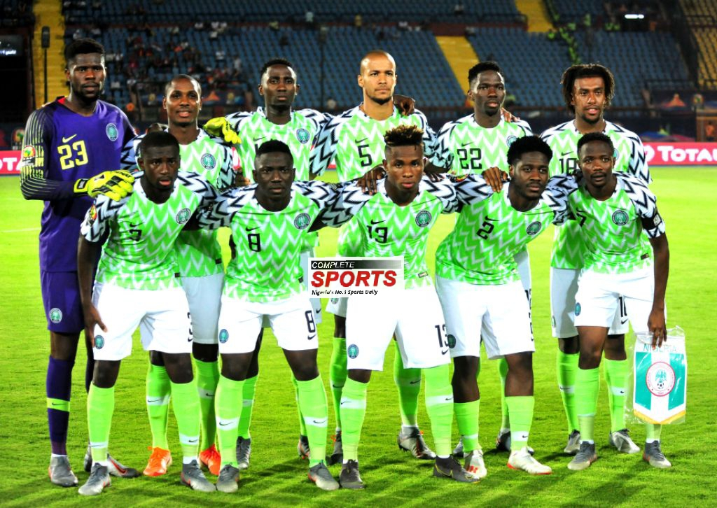 Super Eagles Drop One Place In FIFA World Ranking; Now 34th, Still 3rd In Africa