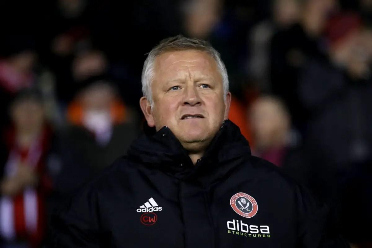 Sheffield Close In On Striker