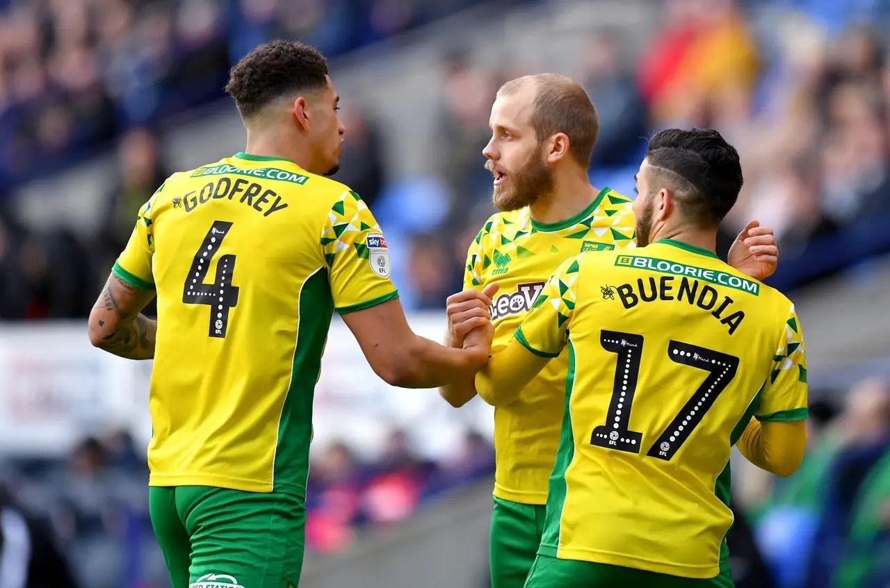 Eadie Tips Norwich To Ruffle Premier League Feathers