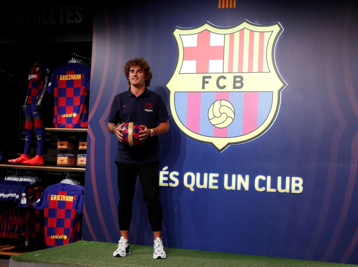 Griezmann Wants 'To Win Everything' At Barca