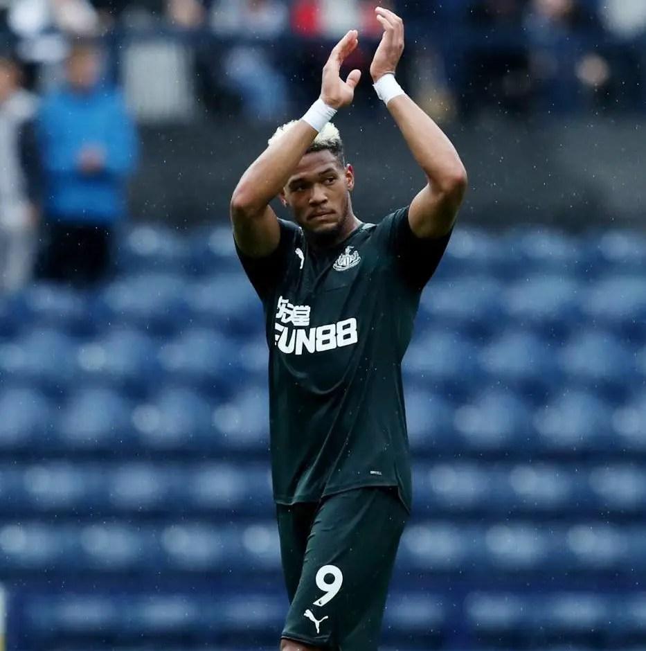 Lascelles Backs Joelinton To Shine
