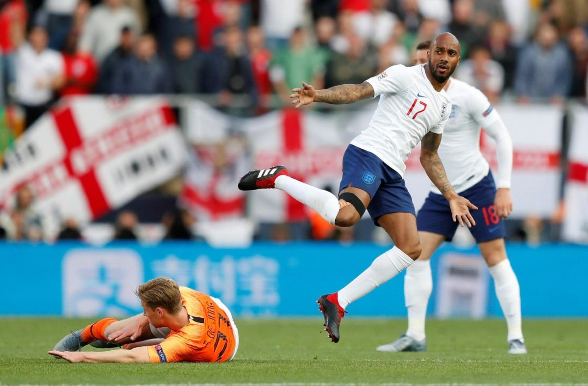 Past Glories Not A Distraction For Delph