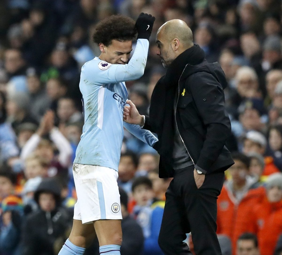 Guardiola Opens Up On Double Link