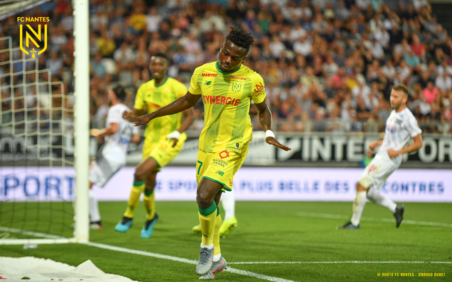 Simon Eager To Shine For Nantes With Improved Form