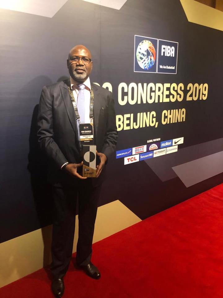 Kida: Basketball Has Come To Stay In Nigeria, NBBF Will Do More