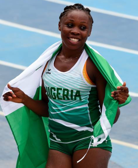 12th AAG: Team Nigeria Win Two More Gold Medals; Okagbare Out Of 100m For False Start