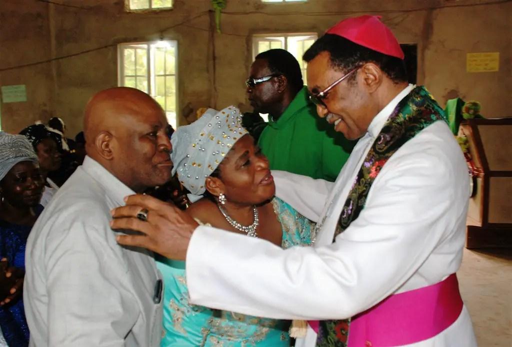 Chukwu's Thanksgiving: Bishop Chukwuma, Obi, Others Celebrate Legend's Life