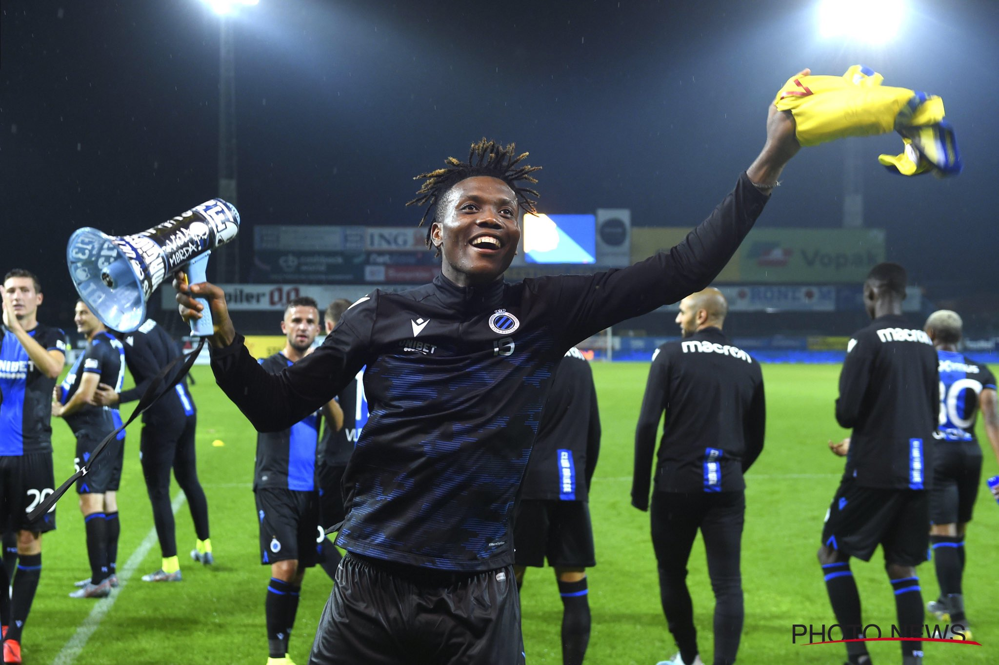 UCL Qualifying: Okereke Targets More Goals With Club Brugge Against Dynamo Kiev