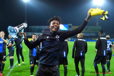 david-okereke-club-brugge-belgian-first-division-a-percy-tau-sint-truiden-philippe-clement