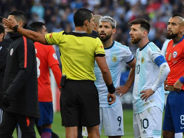 Messi Banned For Three Months, Fined $50k For CONMEBOL Corruption Rant