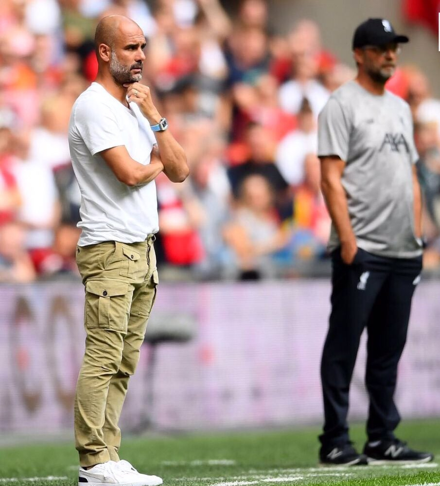 Guardiola: Many Teams Favourites To Win 2019/20 EPL; Liverpool Team To Beat