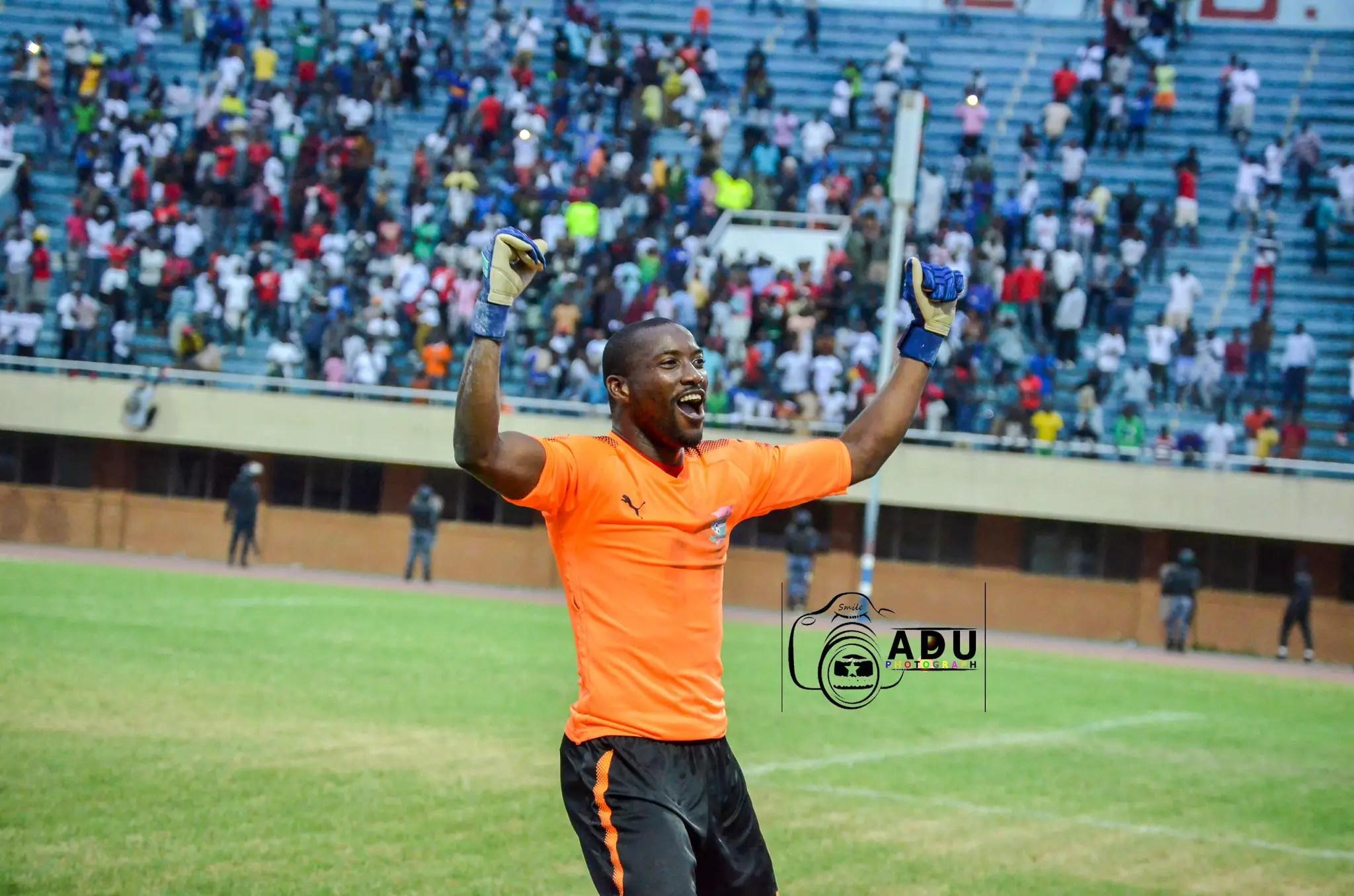 Gambia Goalie Modou Joins Saudi's Jeddah From El-Kanemi