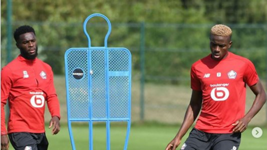 Osimhen Named In Lille 18-man Squad For Nantes Clash