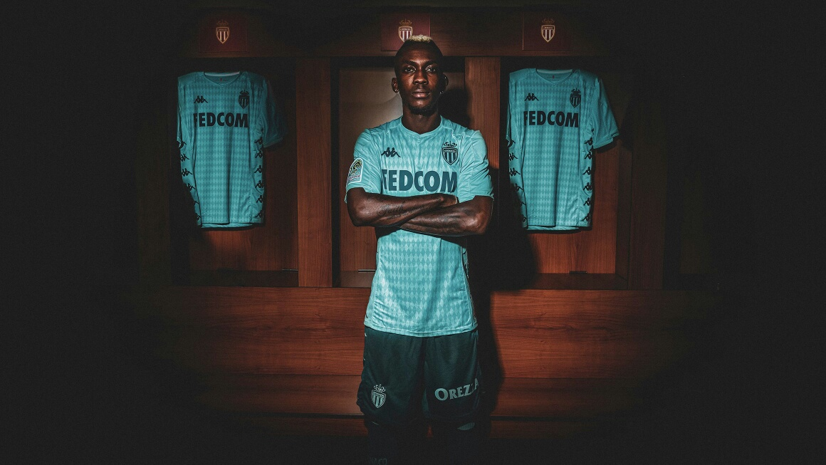 Onyekuru Pens Emotional Message To Everton,  Galatasaray After Completing Monaco Move
