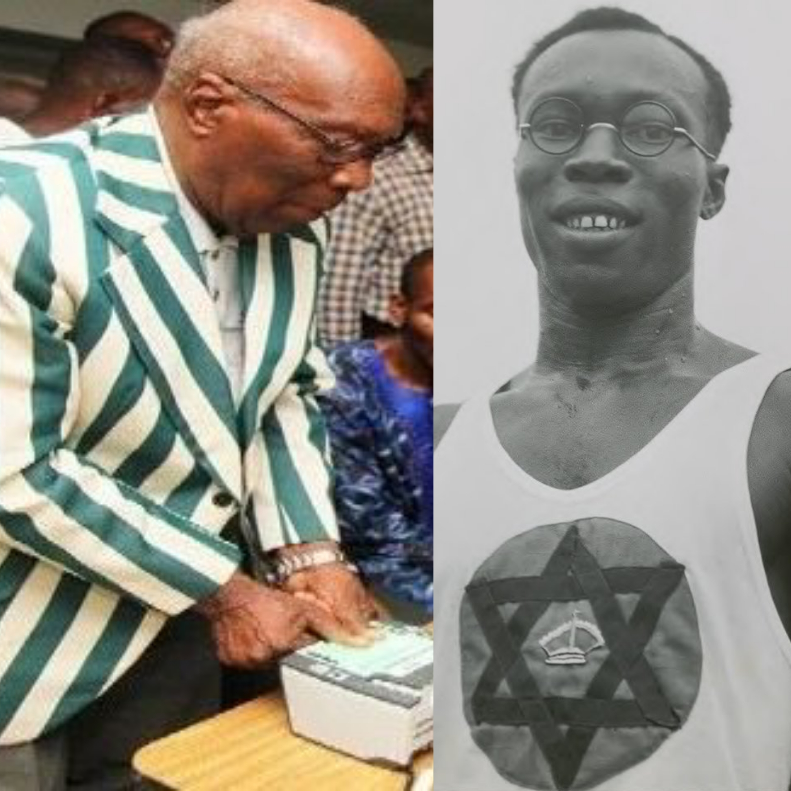 Legendary Olympian KAB Olowu Dies At 95