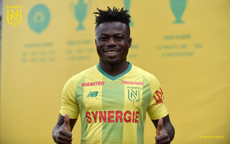 Simon Joins Nantes On One-Season Loan From Levante