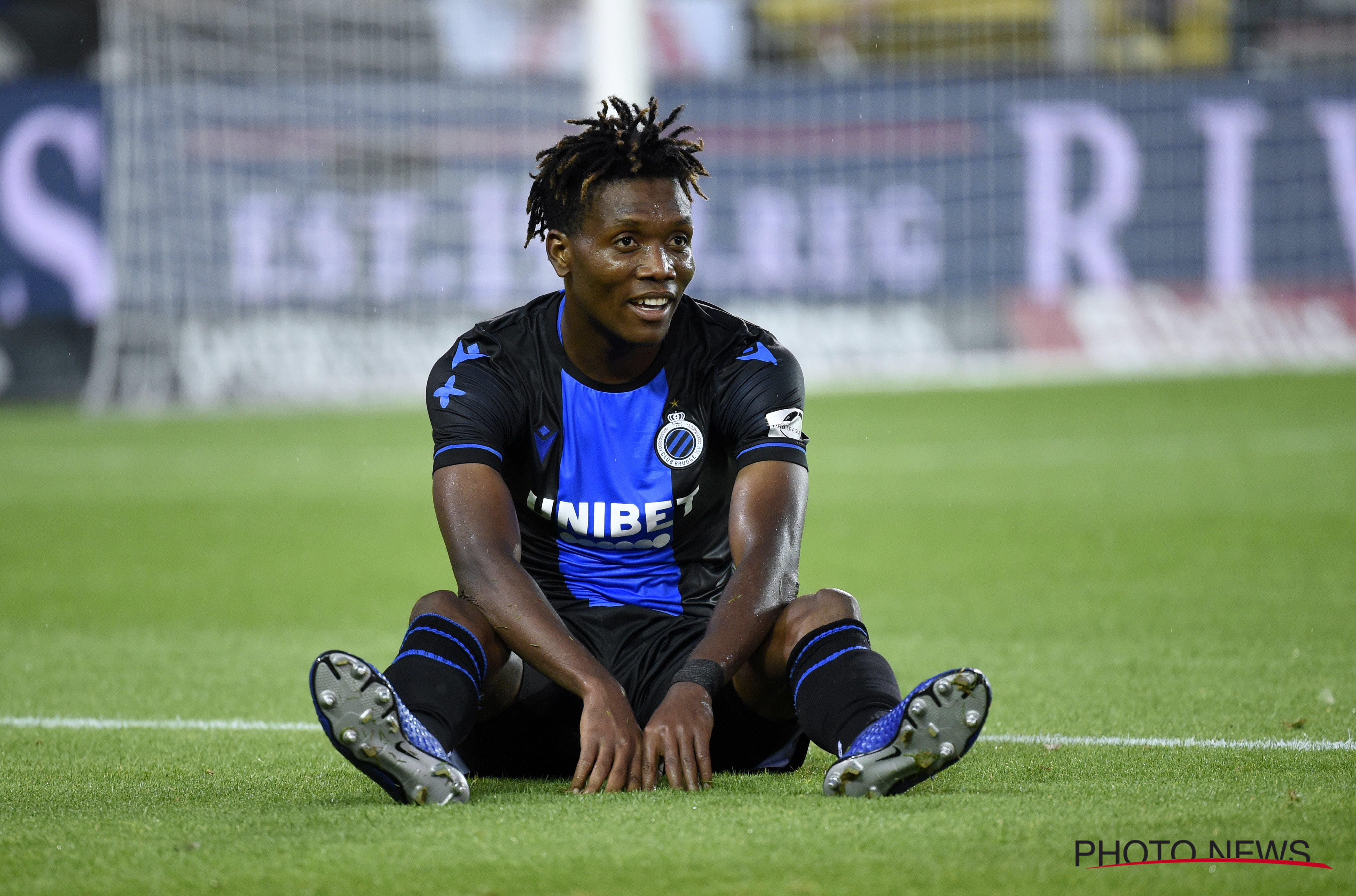 UCL Playoffs: Okereke  Stars In Brugge Away Win At LASK, Olayinka Also  Action For Slavia Prague
