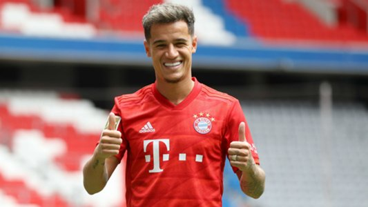 Coutinho Ready For New Challenge With Bayern Munich