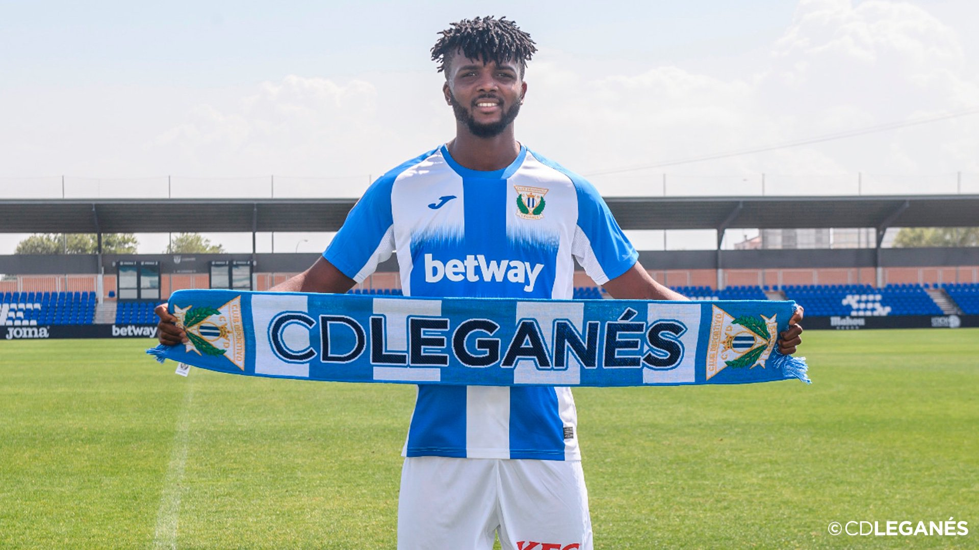 Awaziem: I Will Give My All To Help Leganes