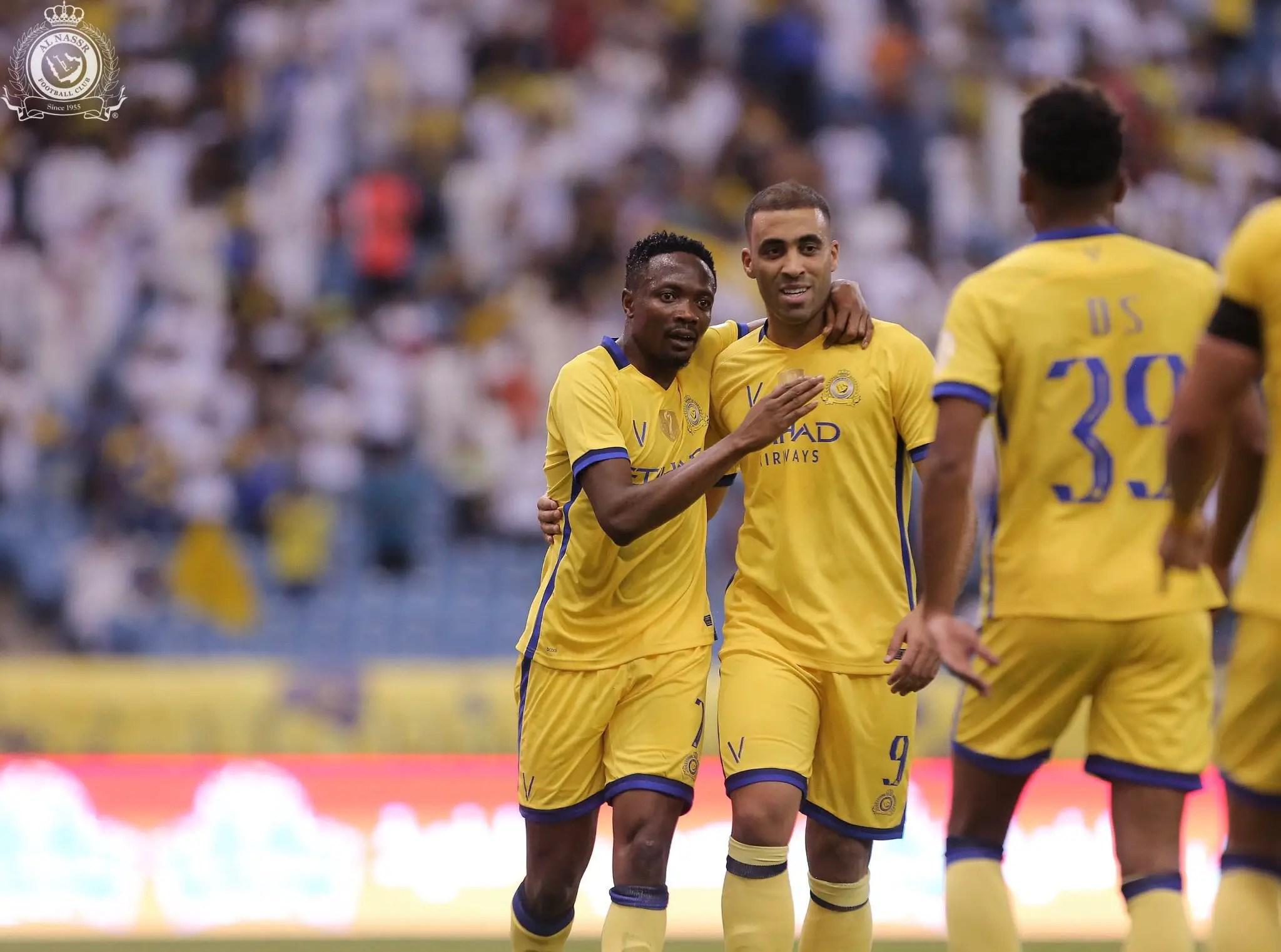 Musa Eager to Net 10th Al Nassr Goal Vs Al-Adalh Today