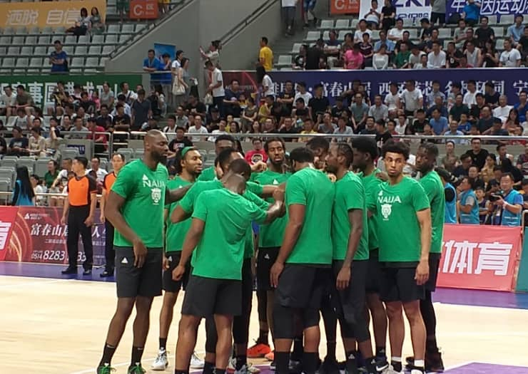 NBBF Banks On FG's Support For FIBA World Cup Campaign