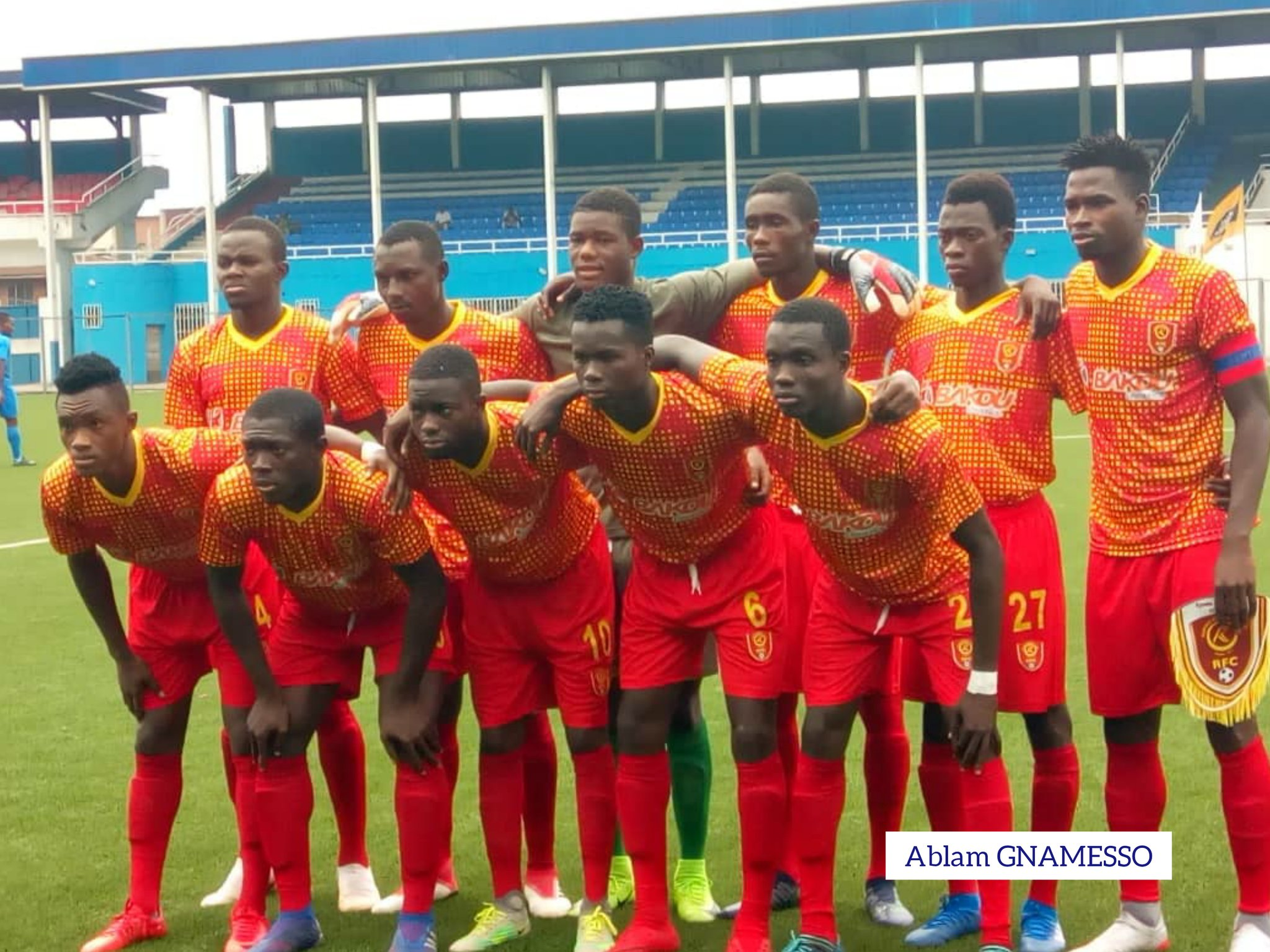Rahimo Coach, Sanon: We Lost To Experienced Enyimba With 10-Man Disadvantage