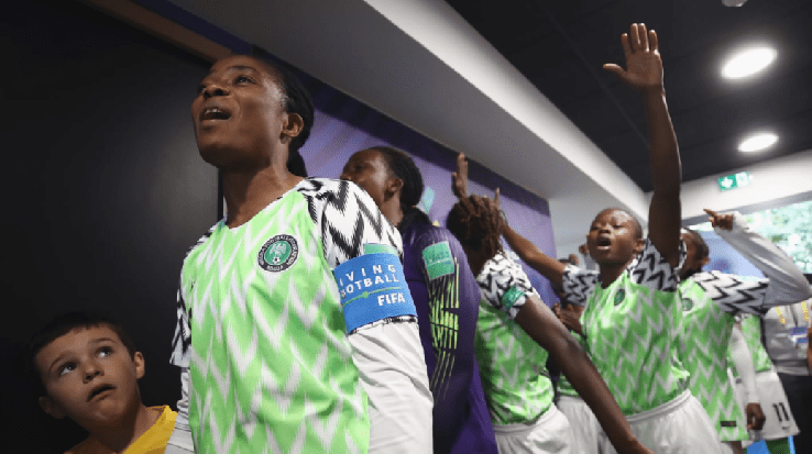 Falconets, Cameroon Clash In 12th African Games Women's Football Final