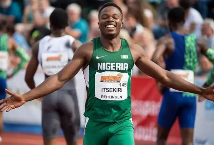 12th AAG: Ekevwo, Enekwechi Win Gold For Team Nigeria; Oyeniyi Bags Silver