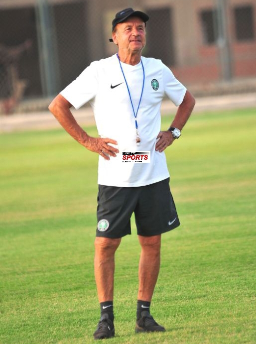 DR Congo Want Rohr, Seek To Lure German Out Of Nigeria Job