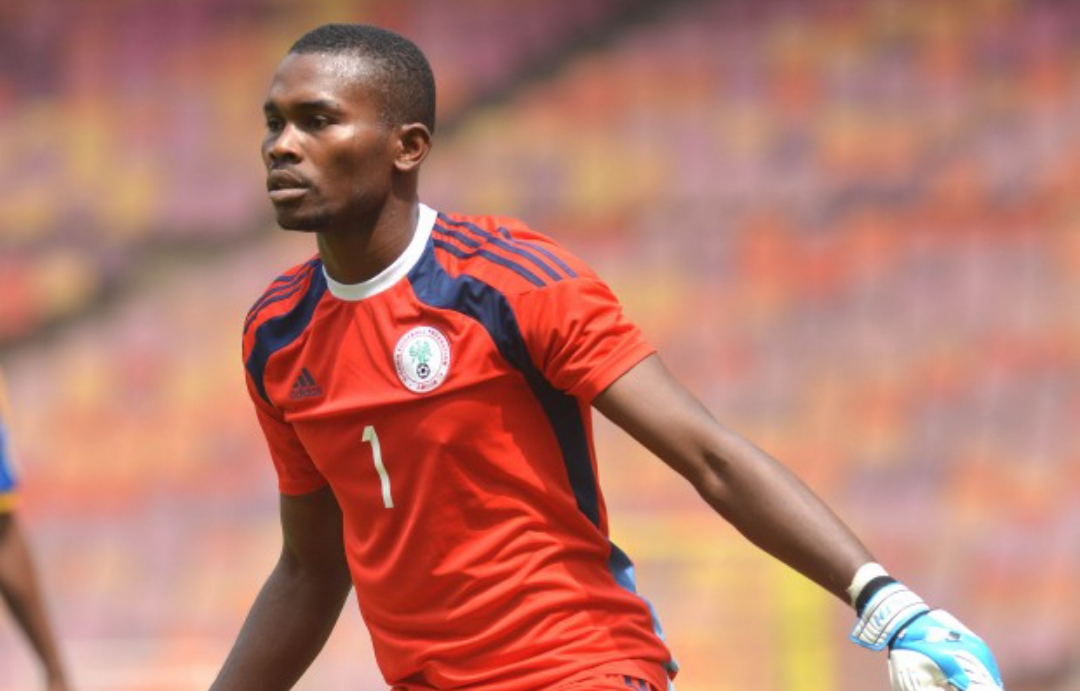 Abia Warriors, Pillars In Transfer Feud Over Ex-Flying Eagles Goalie Enaholo