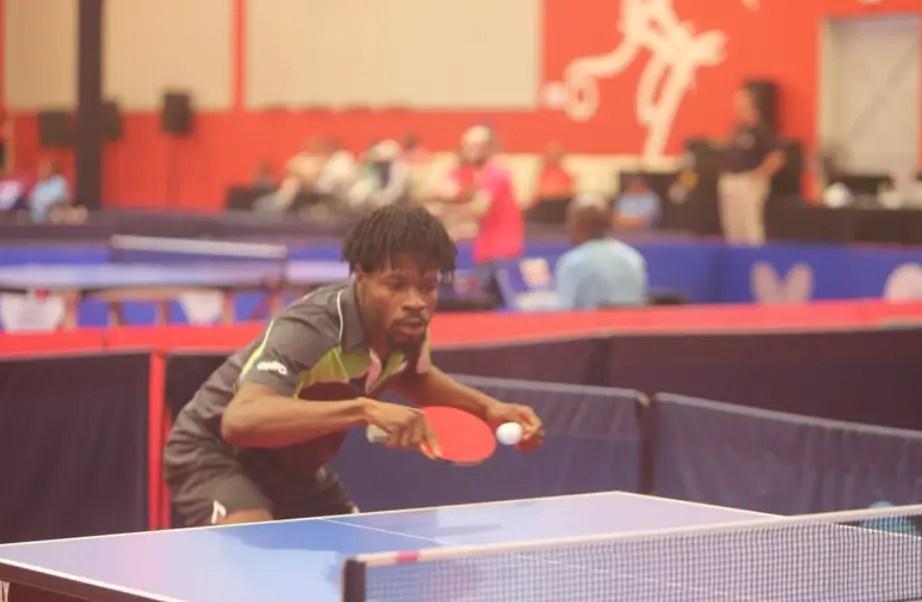 12th African Games: Omotayo, Quadri, Toriola Shine; Reach Table Tennis Singles Semis