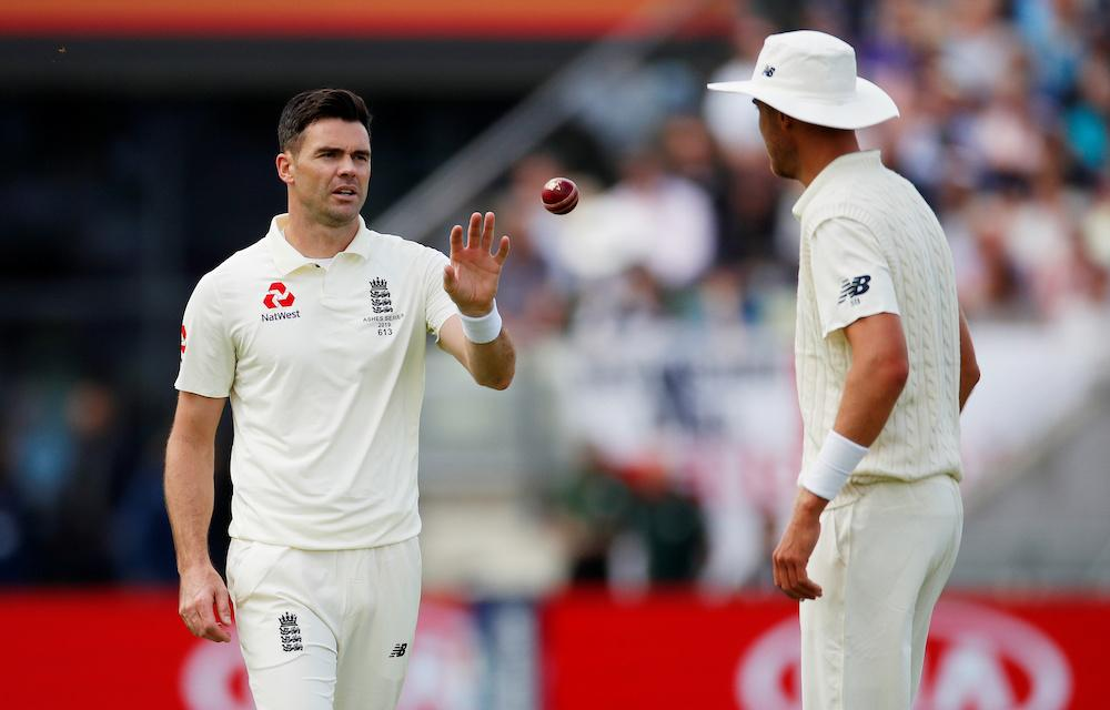 Anderson Fighting For Rapid England Comeback