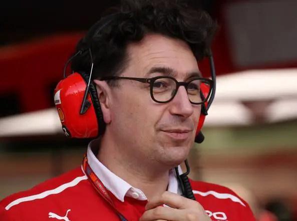 Binotto Happy With Leclerc Progress