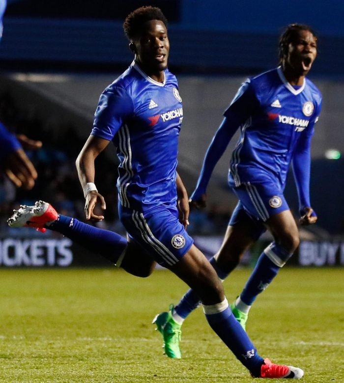 Chelsea Starlet Heads Out On Loan