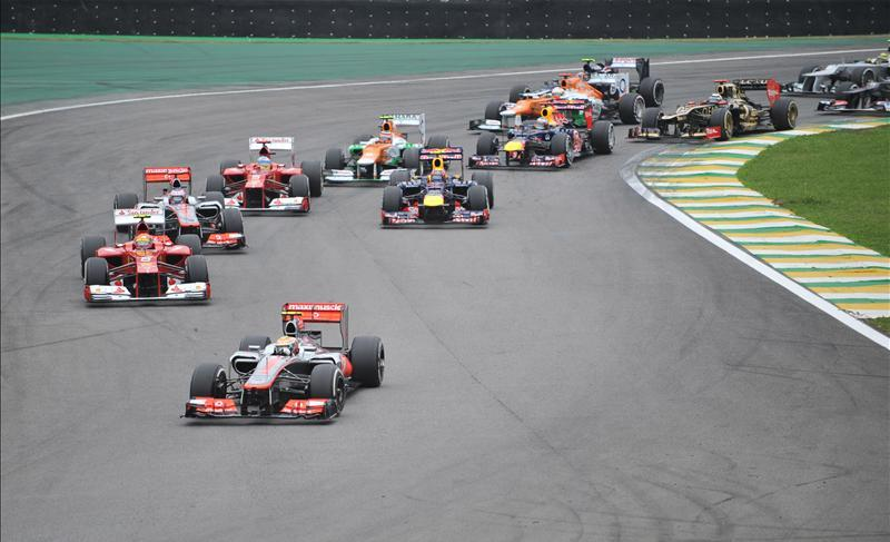 F1 Boasts Record Schedule for 2020