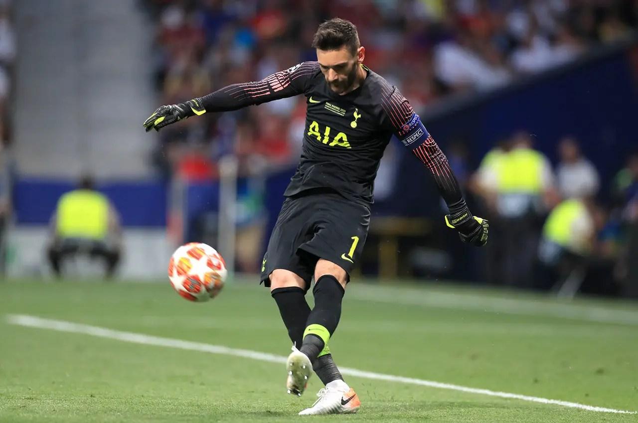 Lloris Hopeful Of Spurs Improvement