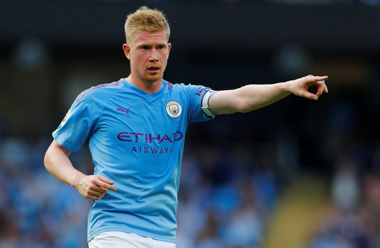 Manchester City Ace Feels His Best Form Is Yet To Come This Season