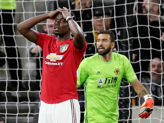 Solskjaer Assures Pogba Is Fine Ahead Man United Vs Palace After Racial Abuse Incident