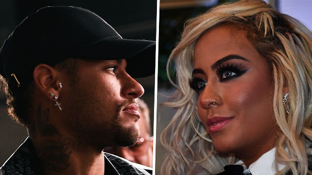 Neymar's Sister Sledges His Critics