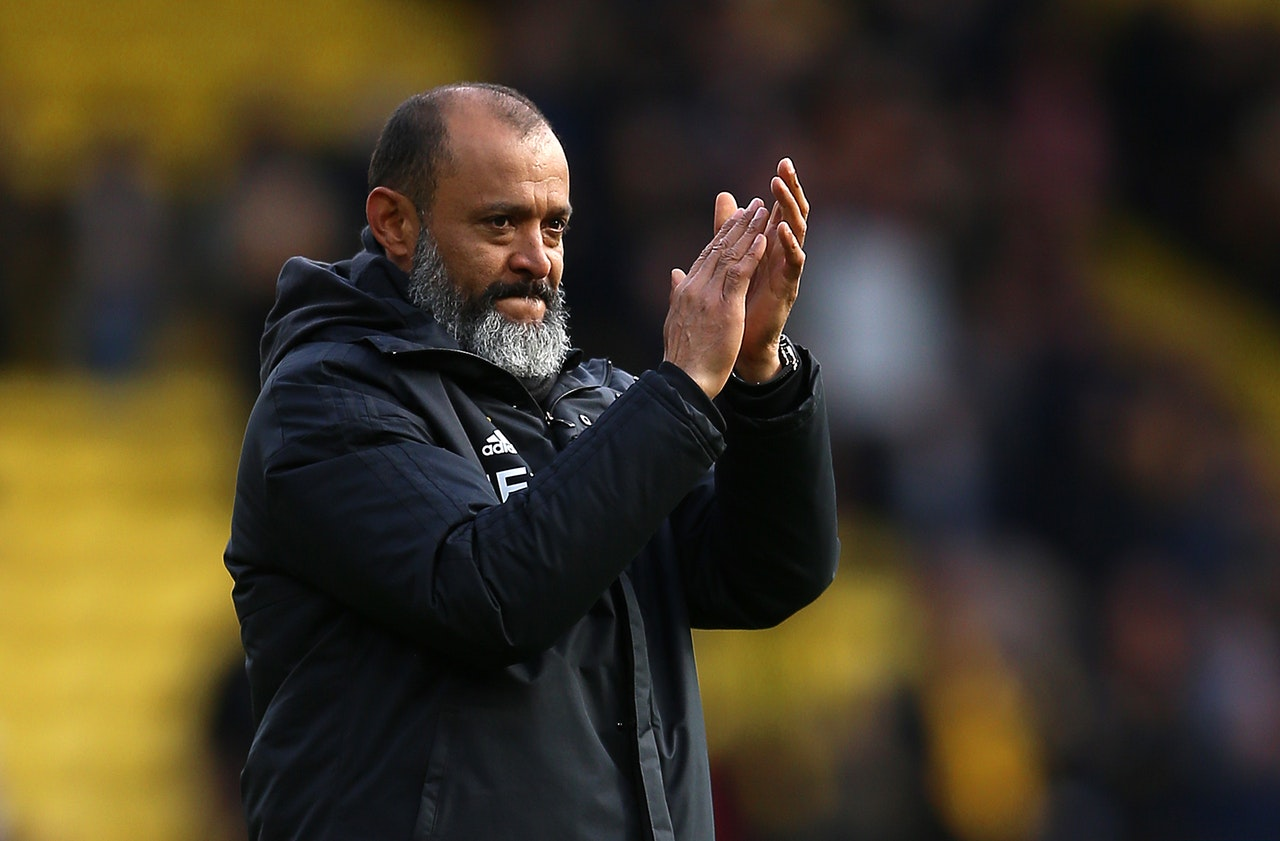 Nuno Happy With Hectic Schedule As Wolves Are Held