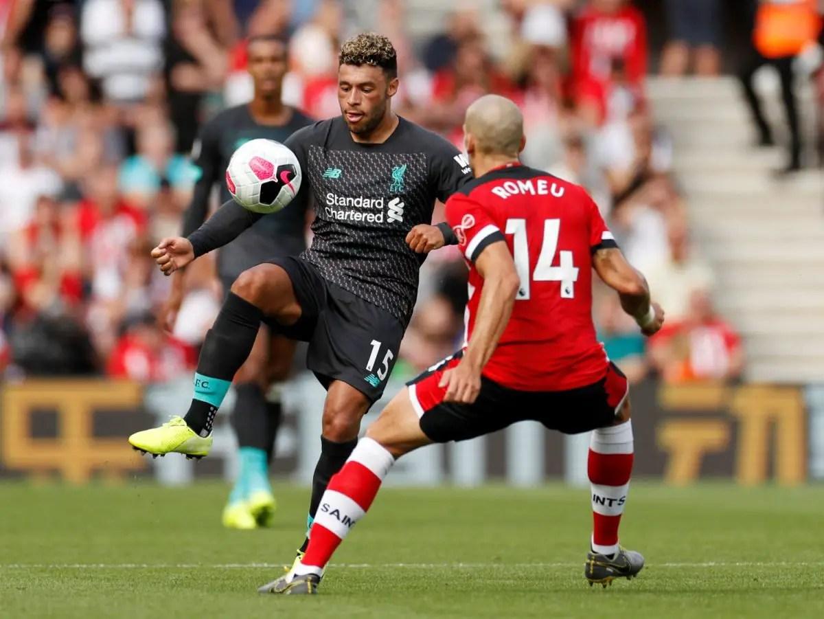 Oxlade-Chamberlain Pens New Liverpool Deal