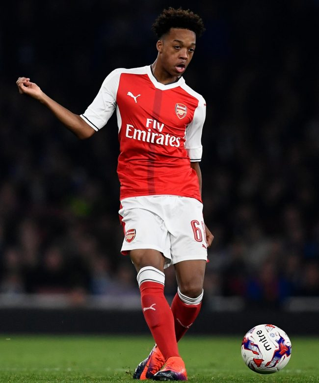 Ozil Has Words Of Wisdom For Gunners Starlets