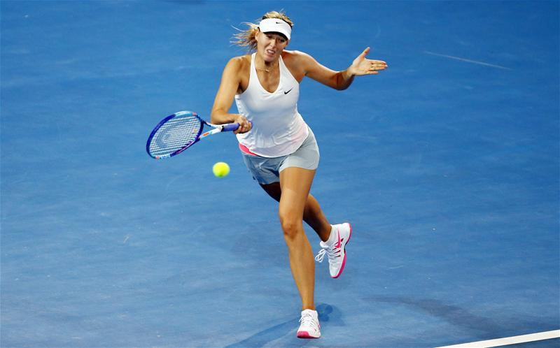 Sharapova To Continue Piatti Partnership
